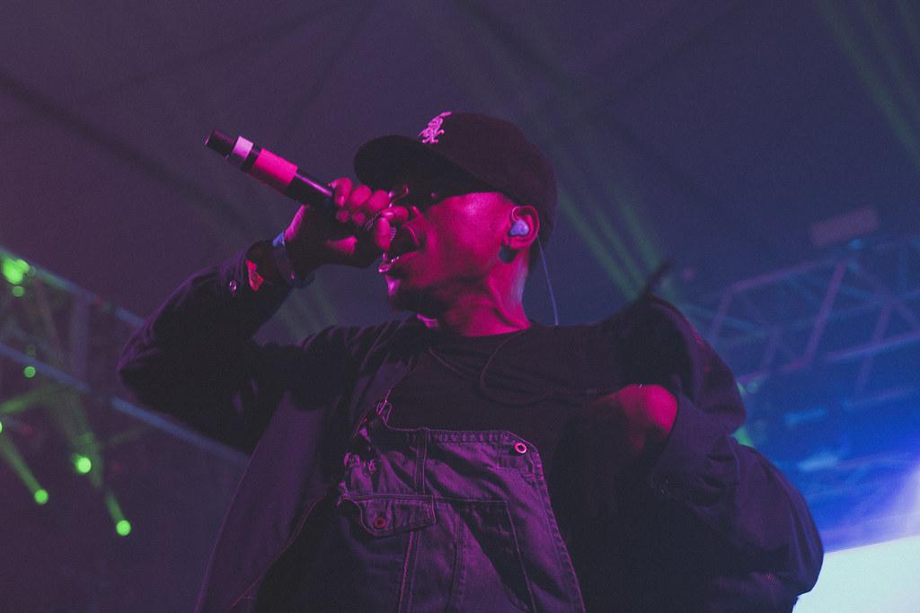 Chance The Rapper at Superjam! @ Bonnaroo