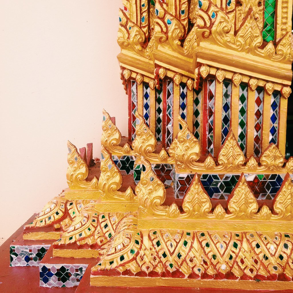 Chinese Temples Koh Samui / Kirsty Wears Blog
