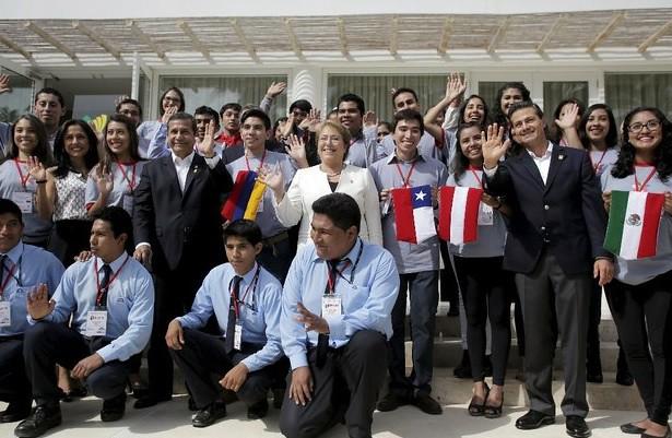 """Alianza del Pacífico, """"el bloque de países más dinámico"""": Humala"""