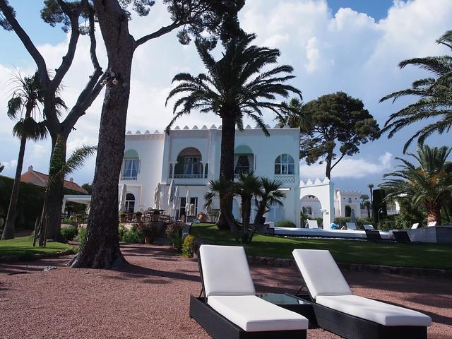 La Villa Mauresque, Saint-Raphaël