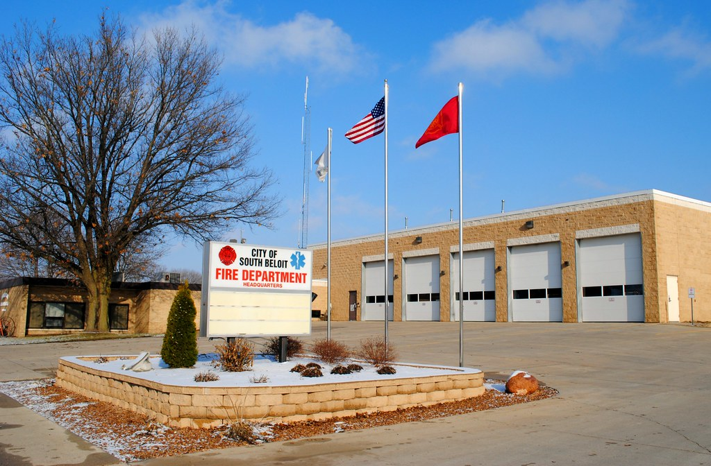 Image result for south beloit fire department