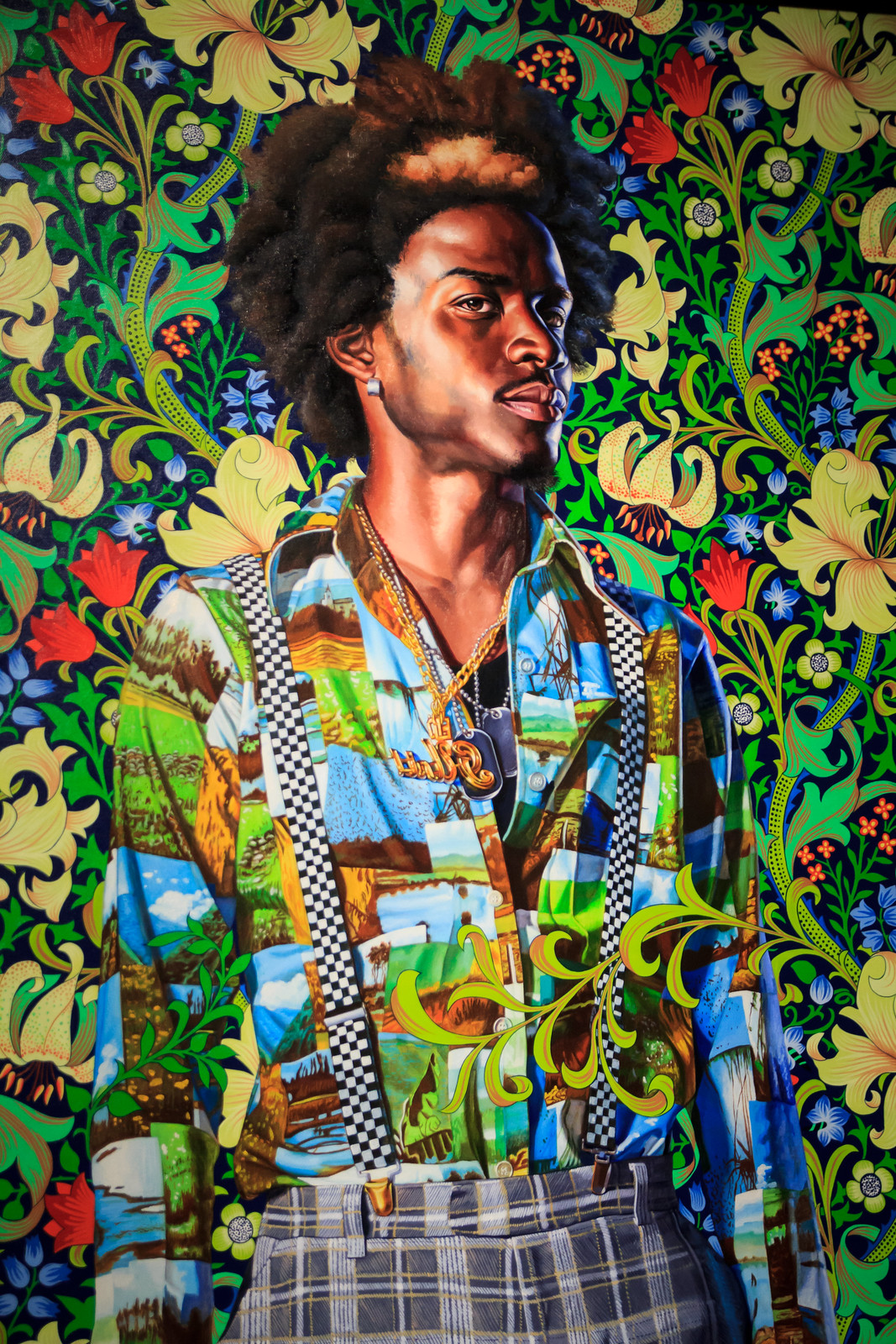 Portrait of James Hamilton, Earl of Arran, Kehinde Wiley