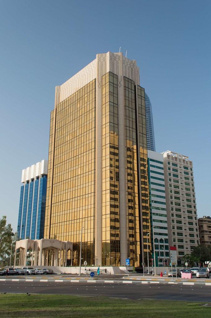 Abu Dhabi United Arab Emirates La Modernissima Citt Di A Flickr