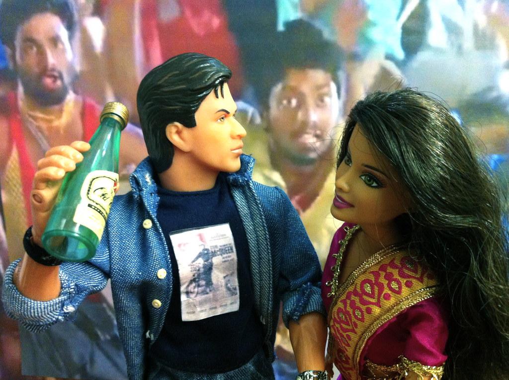 1234 Get On The Dance Floor With Priyamani Srk Doll Tribu