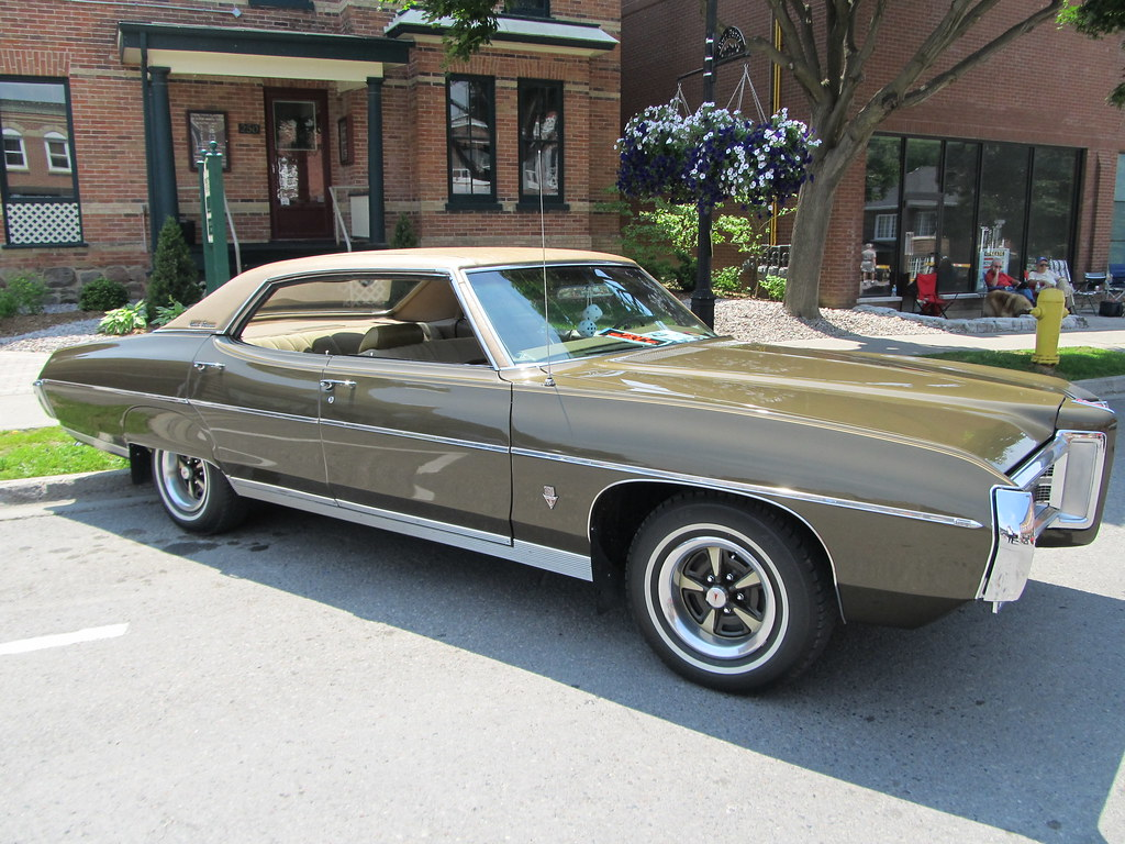 1969 Pontiac Grande Parisienne Port Perry Car Show 2013 Flickr