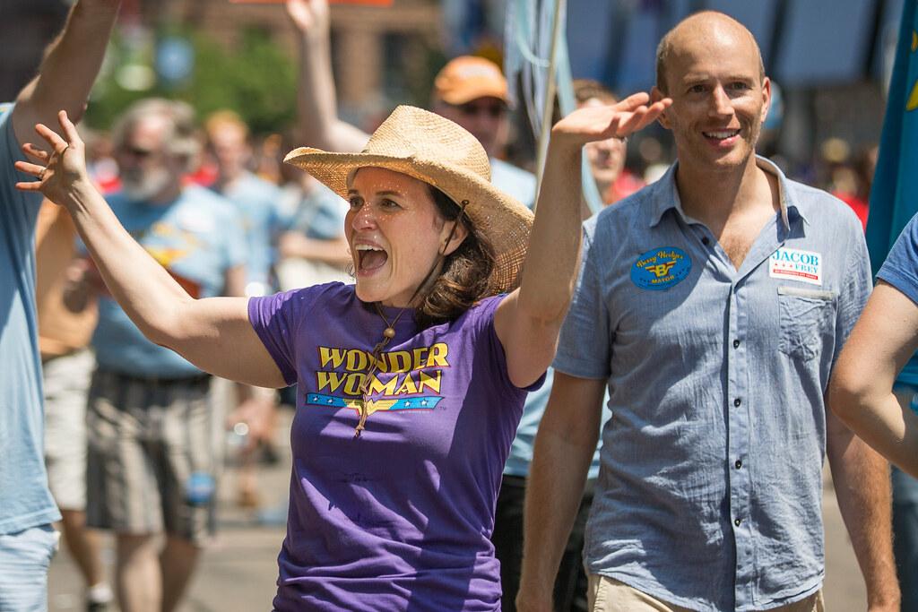 Betsy Hodges For Minneapolis Mayor Gary Schiff Twin Ci