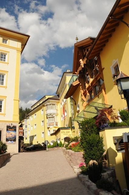 Hotel Adler Dolomiti Spa Sport Resort