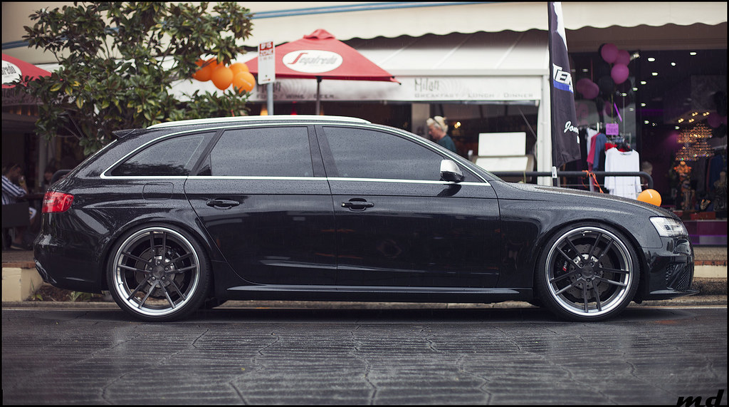 Audi B8 5 Rs4 Avant Miiiitchy Flickr