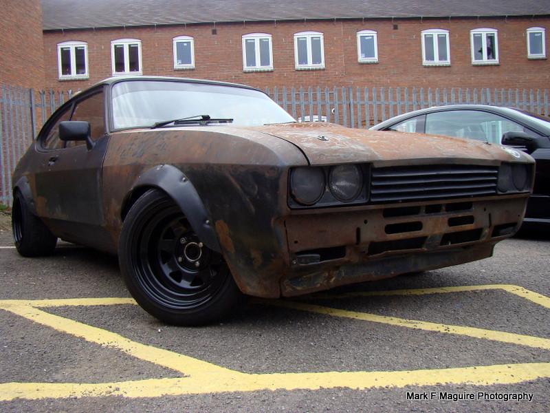 Atherstone Car Show