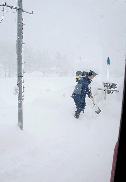 日本森吉山樹冰11