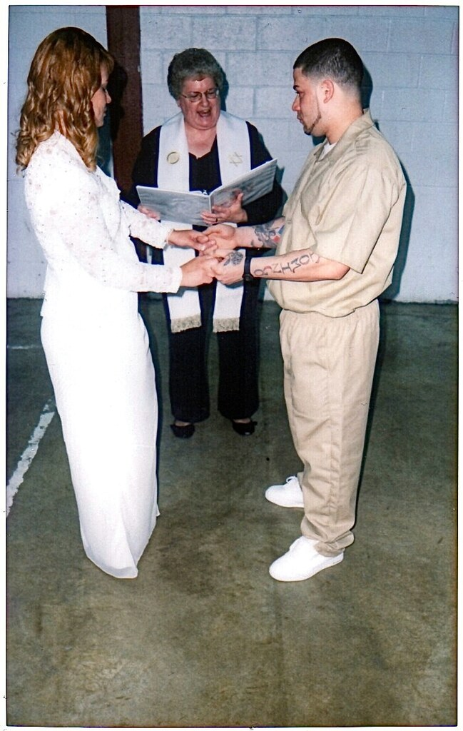 Wedding At A C Wagner Youth Correctional Facility Flickr