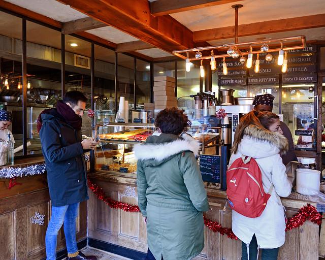 Pastelería Doughnuts, los mejores donuts de Nueva York