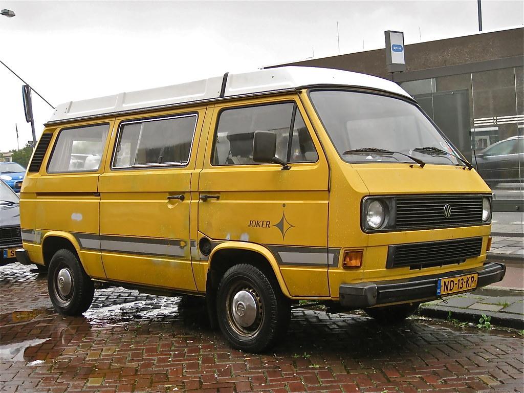 1985 Volkswagen Transporter T3 Westfalia Joker 1913cc