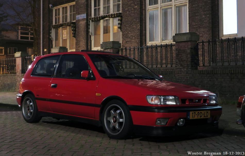 Nissan Sunny 2 0 Gti 1992 Wouter Bregman Flickr