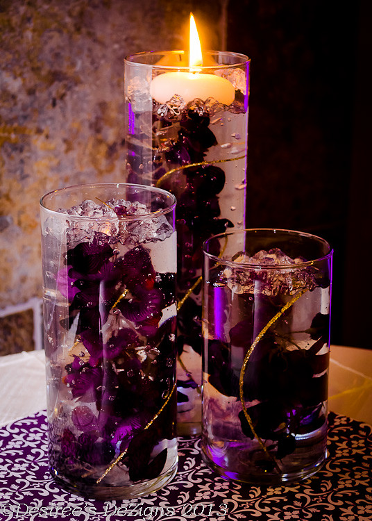 Wisteria Centerpieces By Desirees DeZigns Desiree Banka