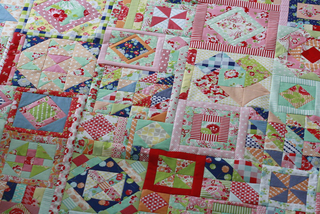 Gypsy Wife Quilt 1 This Is My Version Of The Gypsy Wife