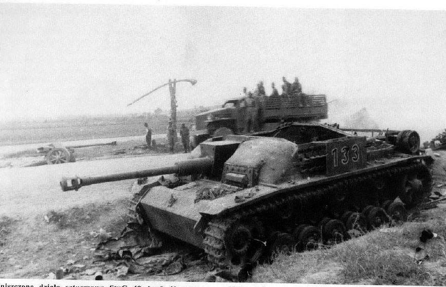 Stug 40 Ausf G Hungary Spring 1945 Krueger Horst Flickr