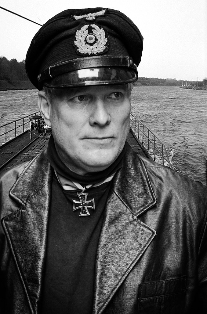 U Boat Commander 2   www.starnow.co.uk/christopherw33618 ...