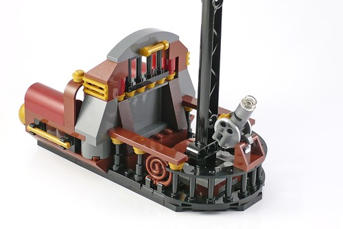 70810 MetalBeard's Sea Cow 502