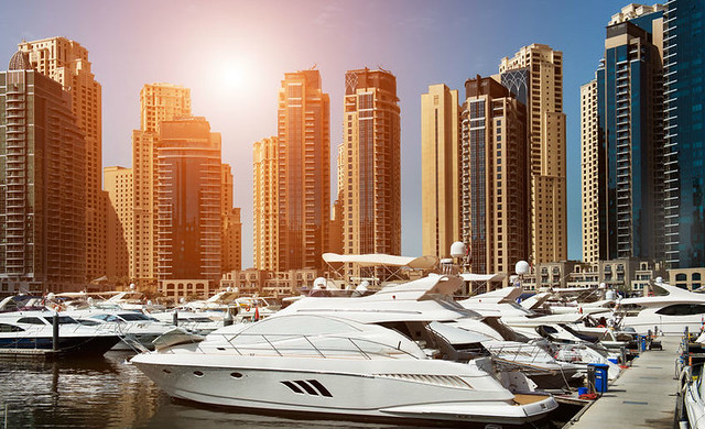 Dubai yachts private wealth management papers