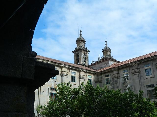 Monasterio de Poio (Rías Baixas, Galicia)