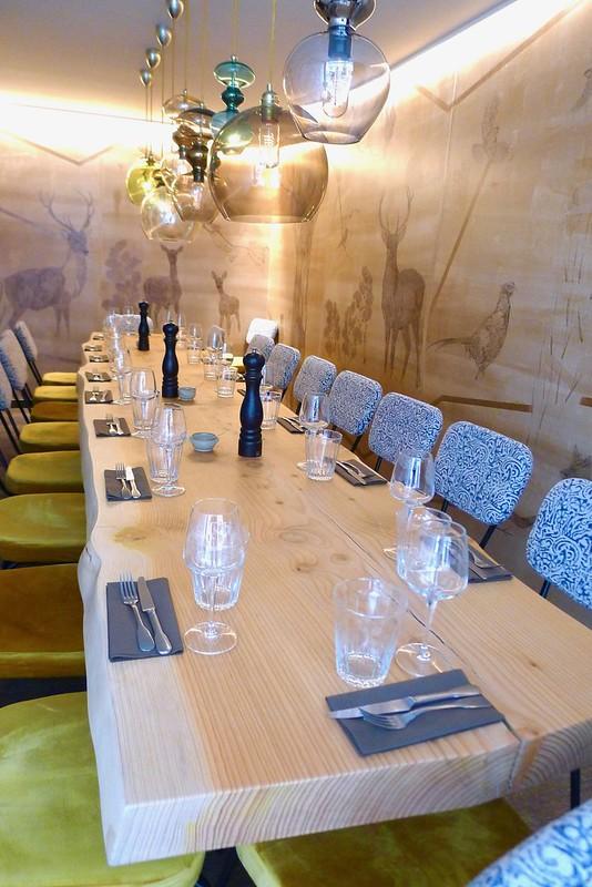 Restaurant la Table de Marie-Jeanne - Paris