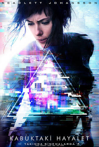 Kabuktaki Hayalet - Ghost in the Shell (2017)