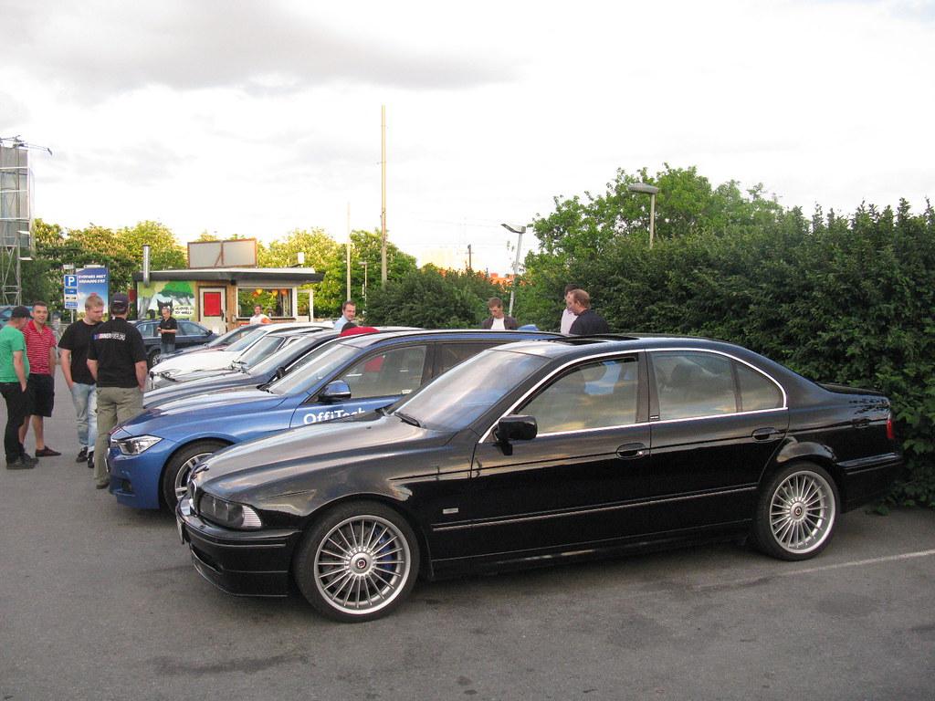 BMW Alpina B10 V8 S E39 BMW Meeting at Kins Thai k k Flickr