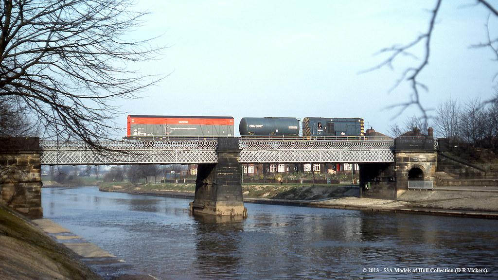 3d Exhibition : Scarborough bridge york best viewed