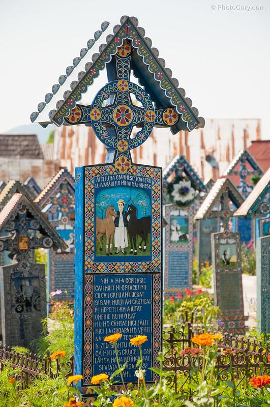 cruce cimitirul vesel