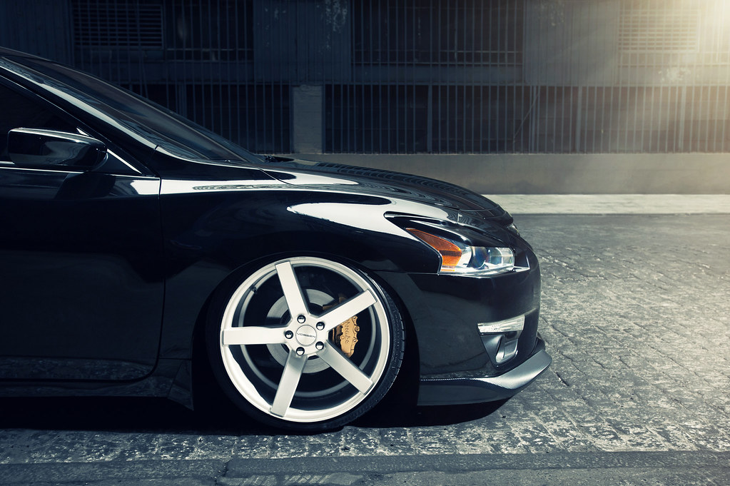 Vossen Wheels Nissan Altima Latest Photos From The