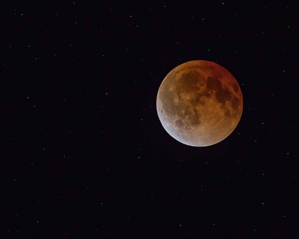 blood moon lunar eclipse denver - photo #2