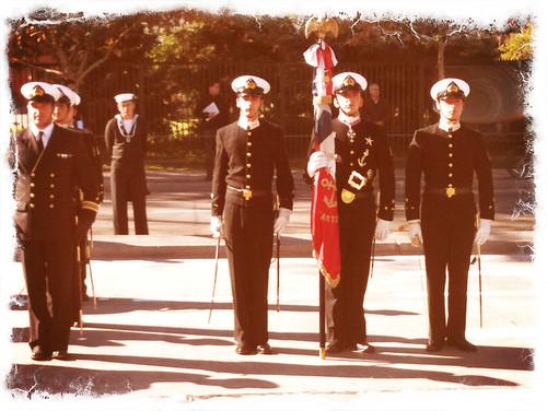Escuela Naval en Vitacura