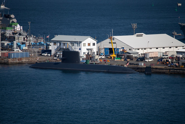 おやしお型潜水艦の画像 p1_14