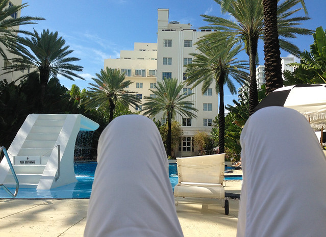 Raleigh Hotel Miami Pool