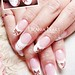 結婚款光療指甲