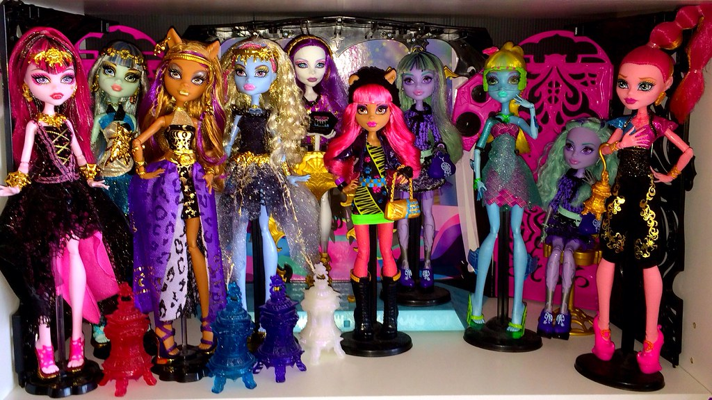 All sizes  Monster High 13 Wishes Dolls  Flickr  Photo Sharing