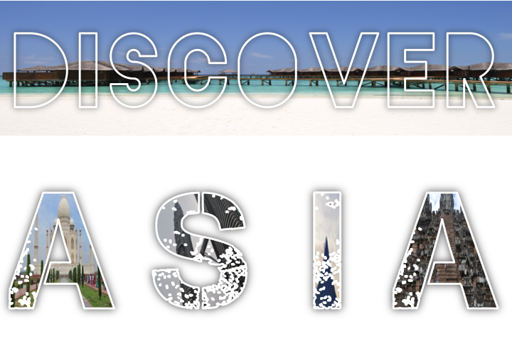 Discover Asia