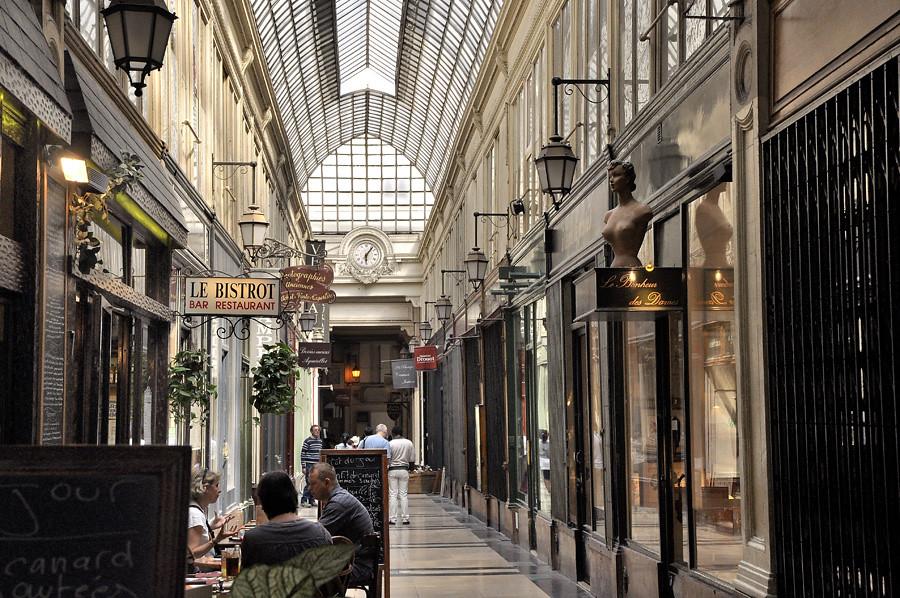 Passage Verdeau 31 Rue Du Faubourg Montmartre Paris 9