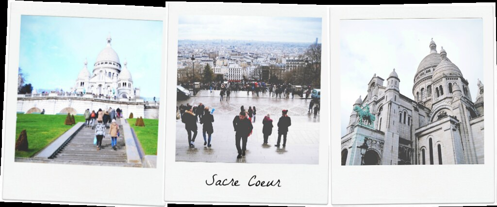The Paris Diaries - Sacre Coeur | via It's Travel O'Clock