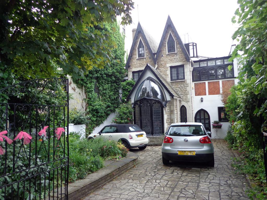 Vanessa Feltz S House Gothic Pile Formerly Charles