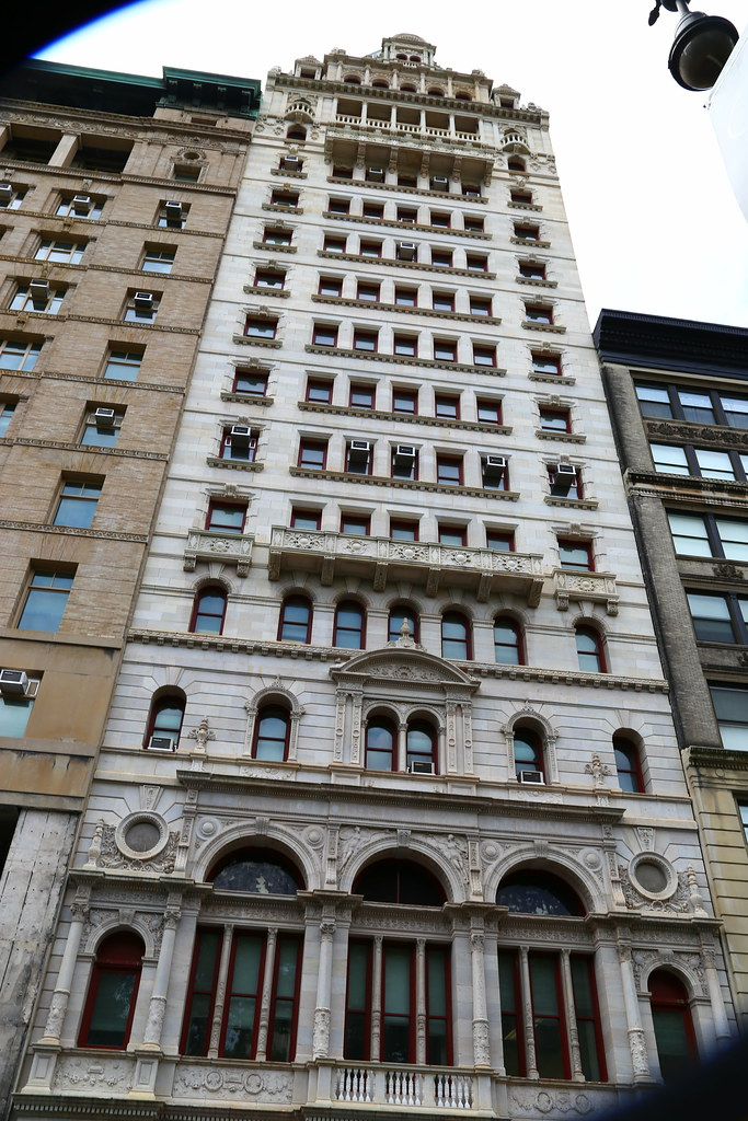 Former Home Life Insurance Company Building Downtown