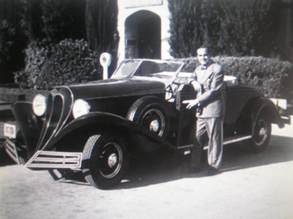 Al Jolson S Brewster 1934 Brewster Amp Company Was An