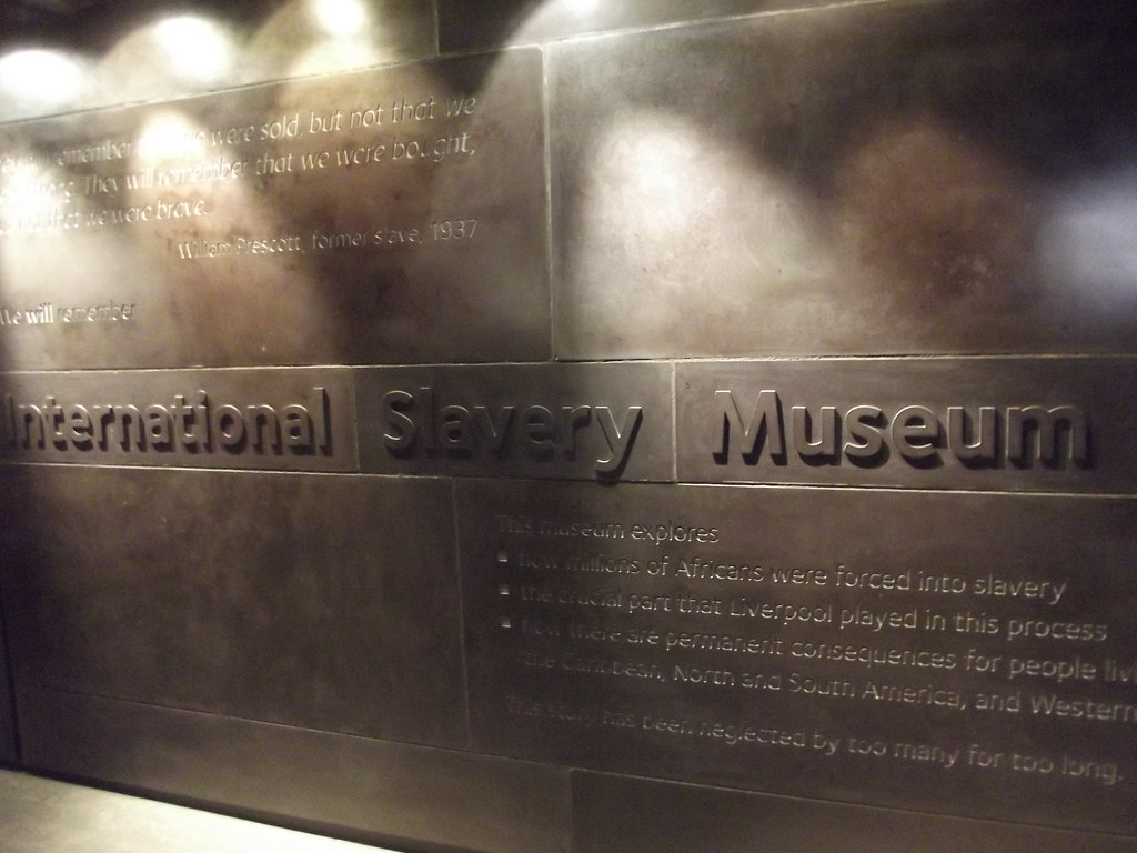 International Slavery Museum - Albert Dock - Liverpool ...