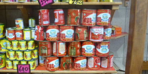 Buyers Seeing Red at Tomato Paste Price Hike