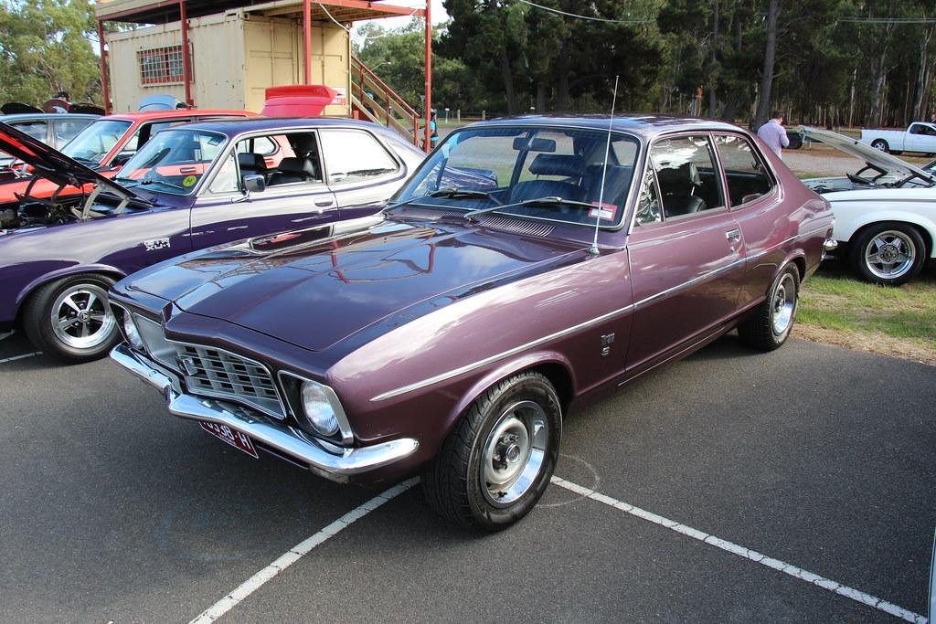 1973 Holden Lj Torana S 2 Door Chateaux Mauve The Lj