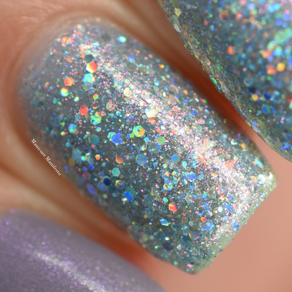 Femme Fatale Little Mermaid Swatch