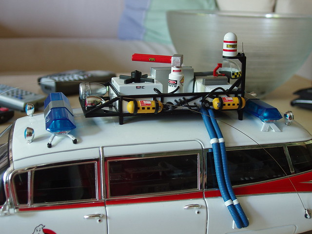 Ecto 1 Roof Rack Decals Flickr Photo Sharing