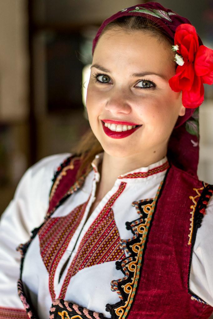 Macedonian Girl 2  A Beautiful Macedonian Girl Is -8407