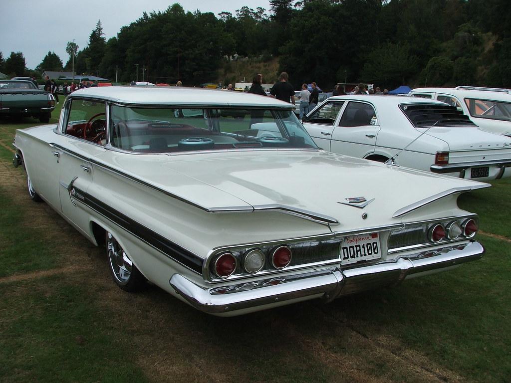 13 C 1960 Chevrolet Impala Ss 4dr Pillarless California Flickr